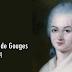 Olympe de Gouges (1748-1793) autora de 'Declaración de Derechos de la Mujer y la Ciudadana'