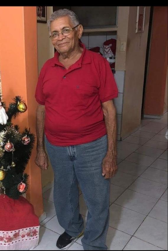 """PERDA: Morre o pedreiro Edmar Rodrigues, pai do """"Rick Manilhas"""", vítima da Covid-19, aos 76 anos"""