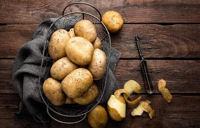 الخروع-والبطاطا