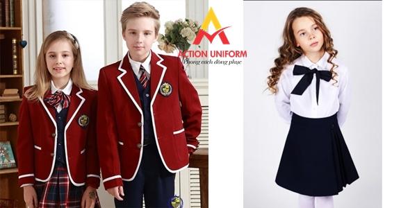 Mẫu đồng phục tiểu học 13