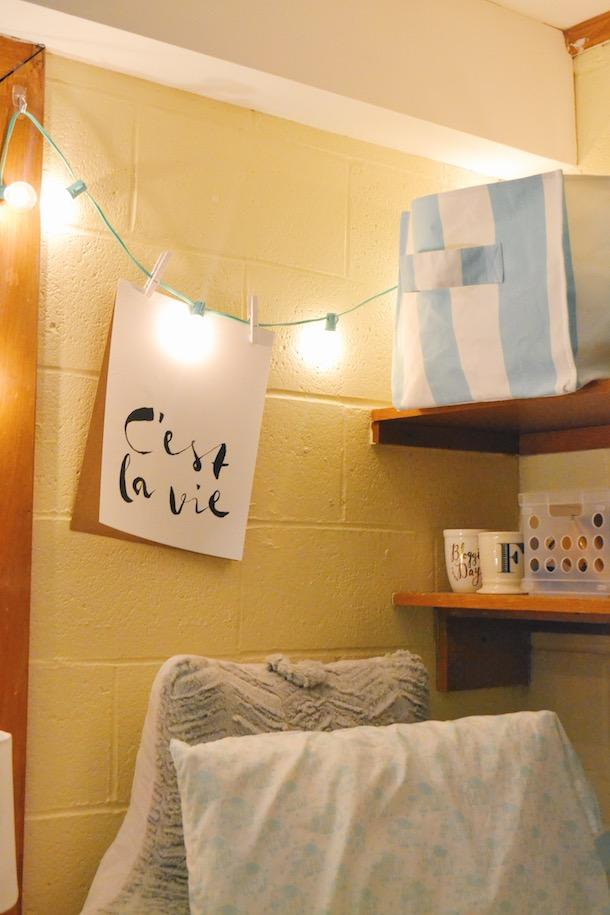 Dorm Decor: Art Prints + A Giveaway!