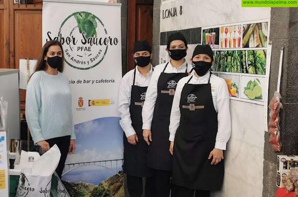 La Recova de Santa Cruz de La Palma degusta el 'Sabor Saucero'