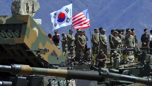 Corea del Norte ve declaración de confrontación ejercicios de EEUU