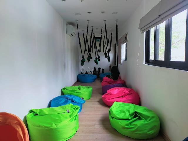Kidz club' di Residence Bintan