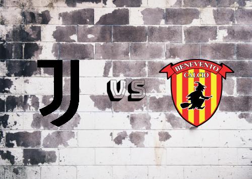 Juventus vs Benevento  Resumen y Partido Completo