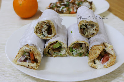 easy homemade shawarma ayeshas kitchen recipes tasty foods a must try recipe