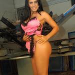 Andrea Rincon, Selena Spice Galeria 38 : Baby Doll Rosado, Tanga Rosada, Total Rosada Foto 48
