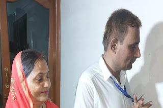 UPSC 2020 topper shubham kumar father images