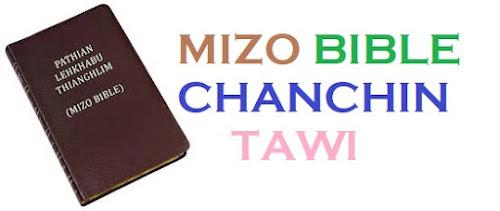 MIZO BIBLE CHANCHIN TAWI