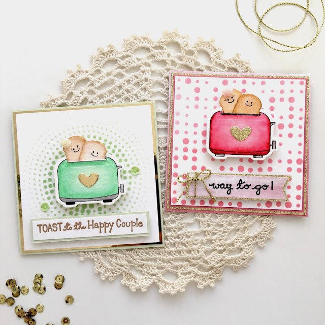 Angela Tombari for Spellbinders