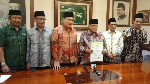 PBNU Putuskan Muktamar Ke-34 Dilaksanakan di Lampung