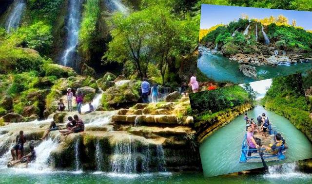 Sejarah Asal-usul Air Terjun Sri Gethuk Gunung Kidul Jogja