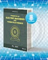 Download Principles of Electric Machines and Power Electronics pdf.