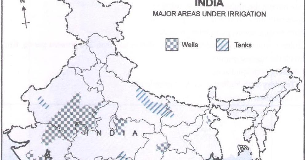 OMTEX CLASSES MAHARASHTRA : Observe the following map and