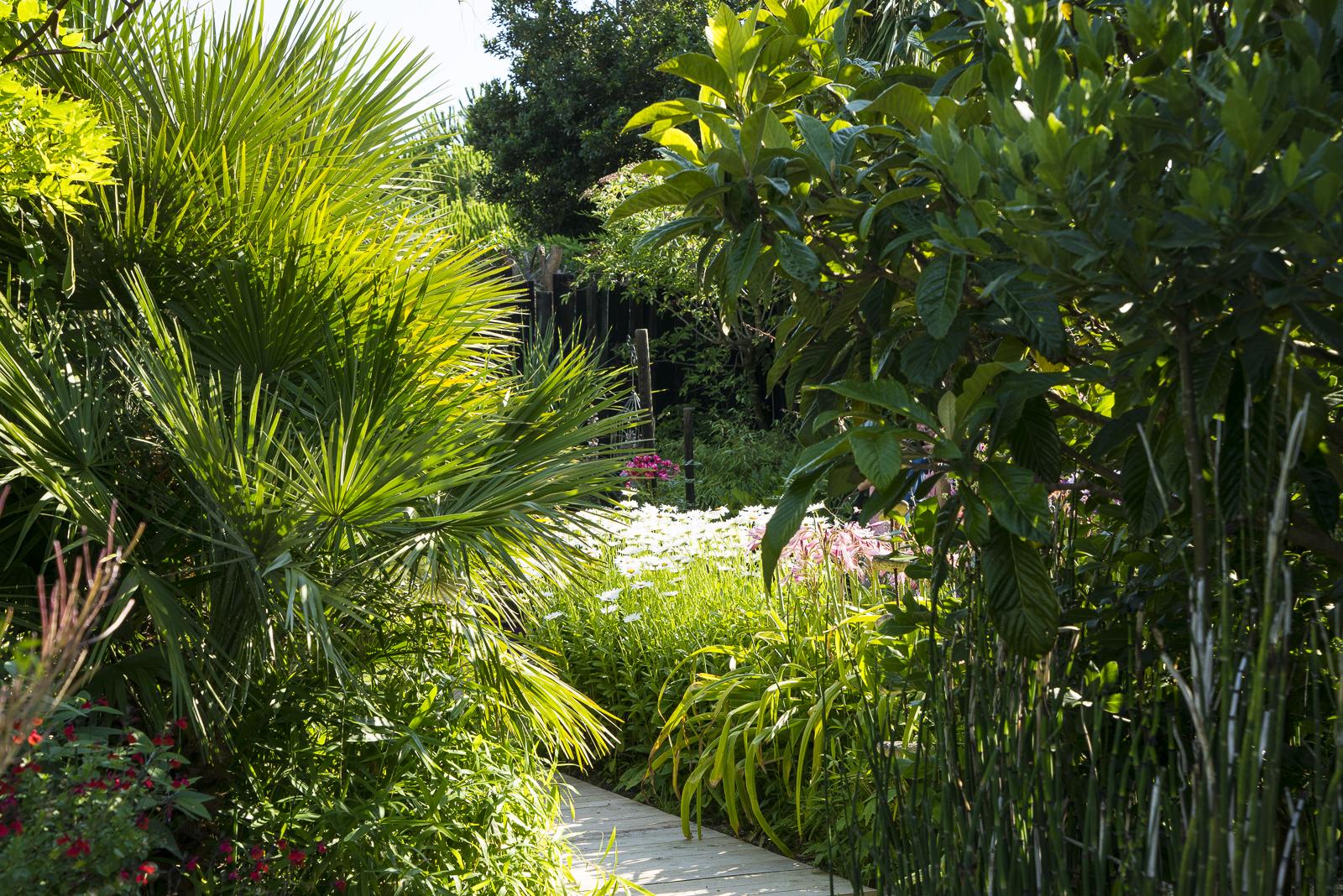 L Entree Du Jardin En Video Samedi 27 Juillet Les