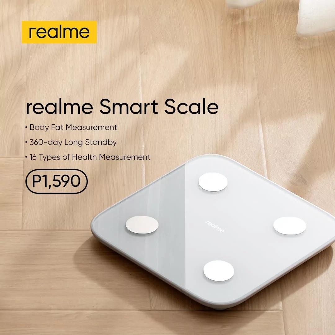 realme Smart scale