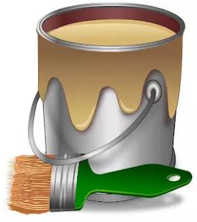 Persiapkan cat minyak untuk tembok