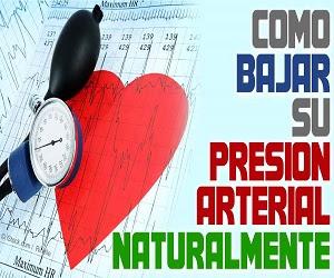Tratamiento Natural Para La Presión Arterial
