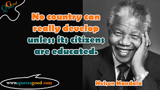 Nelson Mandala Quotes
