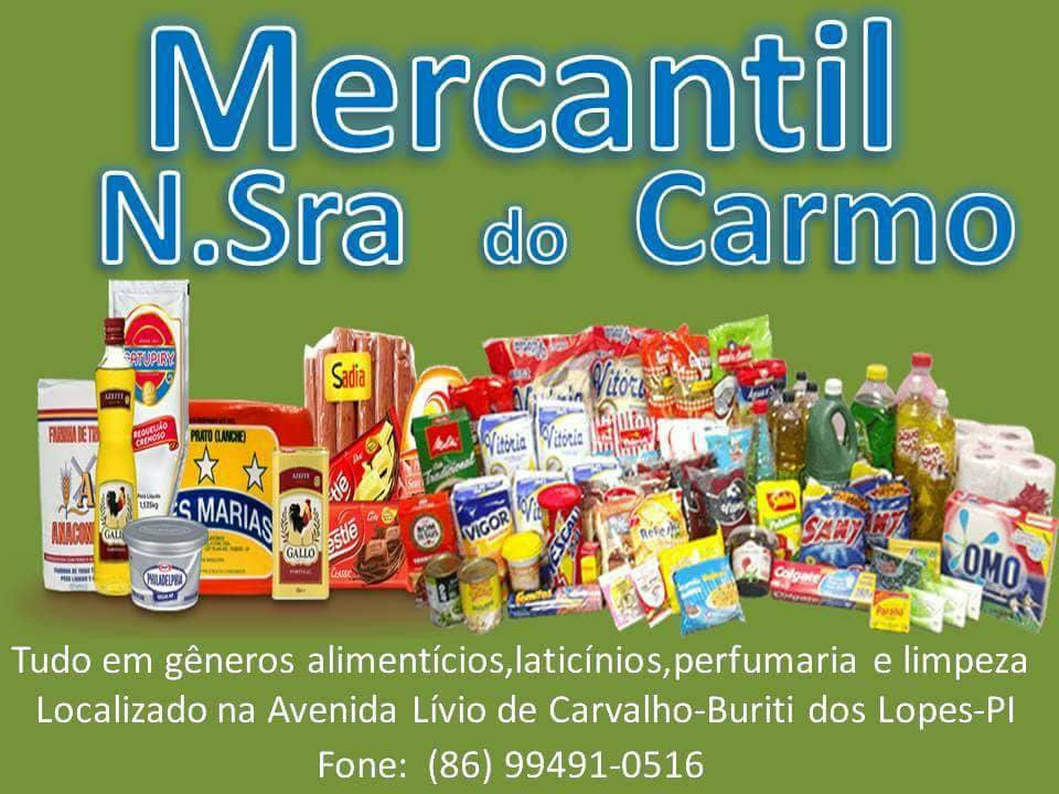 MERCANTIL N.Sra do CARMO