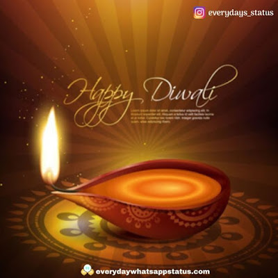 diwali |Everyday Whatsapp Status | UNIQUE 50+ Happy Diwali Images HD Wishing Photos |