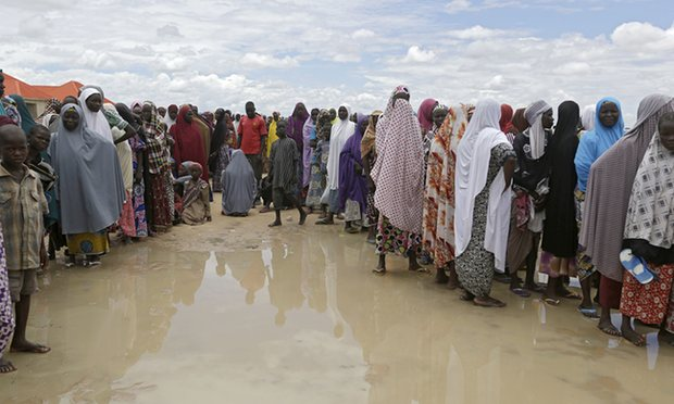 nigerian government officials essay Nigerian police say they have banned protests in the capital demanding that the government rescues the more than 200 girls still held captive by boko haram militants.