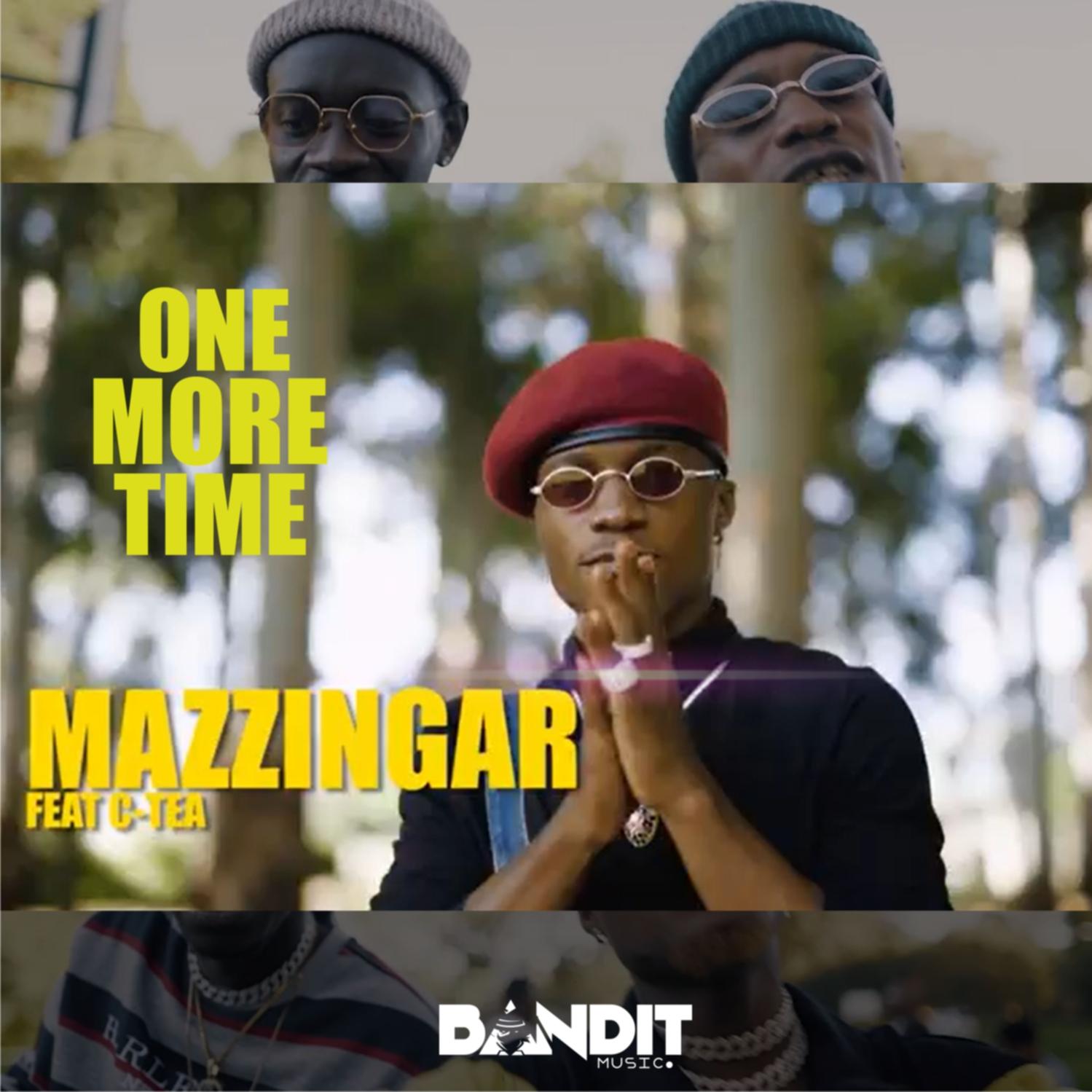 South African based Nigerian Afro Pop Musician, Mazzingar