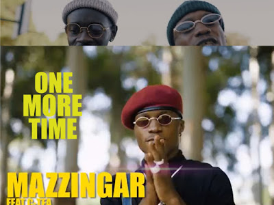 "South African based Nigerian Afro Pop Musician, Mazzingar releases ""One More Time"" Visuals 