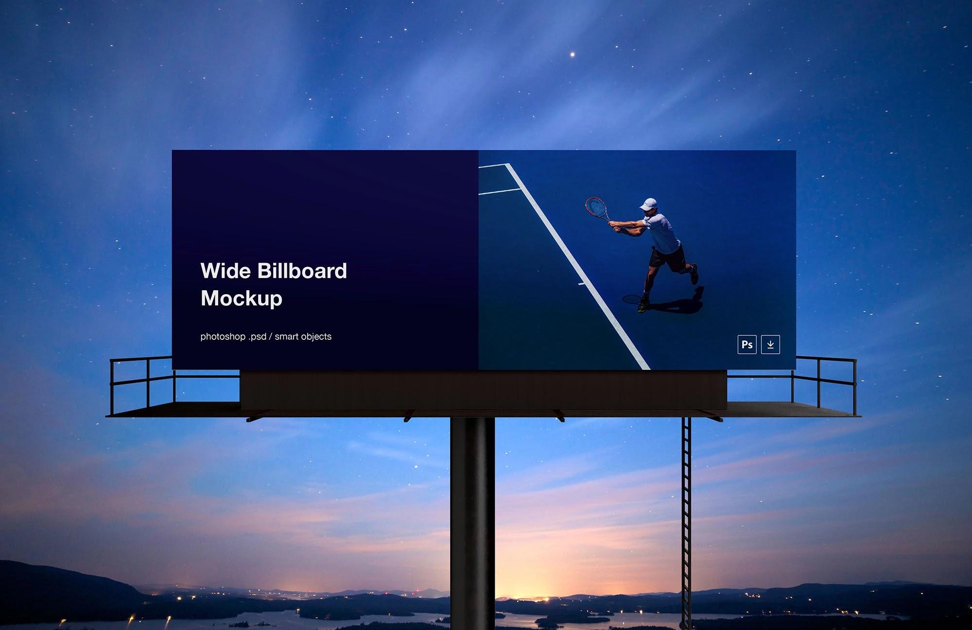 Wide-Billboard-PSD-Mockup