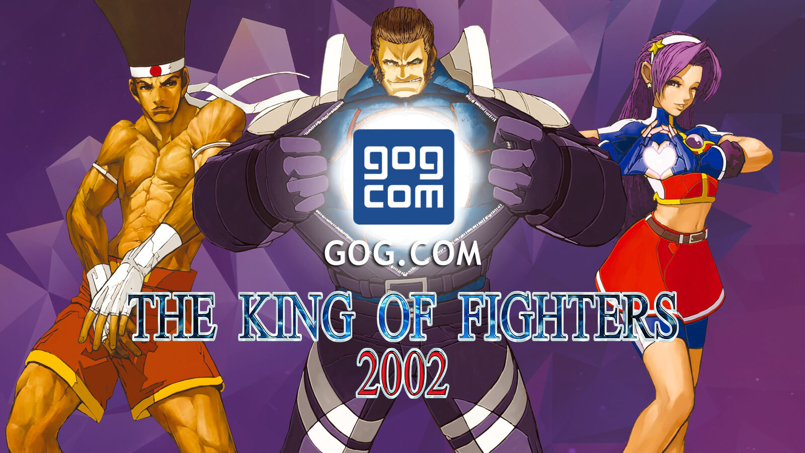 The King Of Fighters 2002 Free On Gog Gameslaught