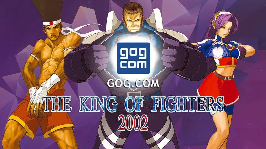 new geo king of fighters 2002 gog