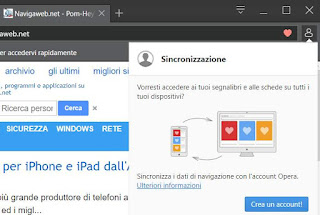 Sincronizzare Preferiti su Chrome, Firefox, Opera, Edge, Safari