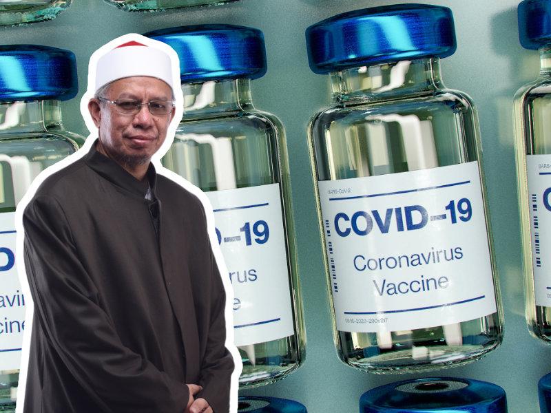 Hukum Penggunaan Vaksin COVID-19 Adalah Harus