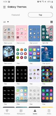 Download Tema Samsung Gratis