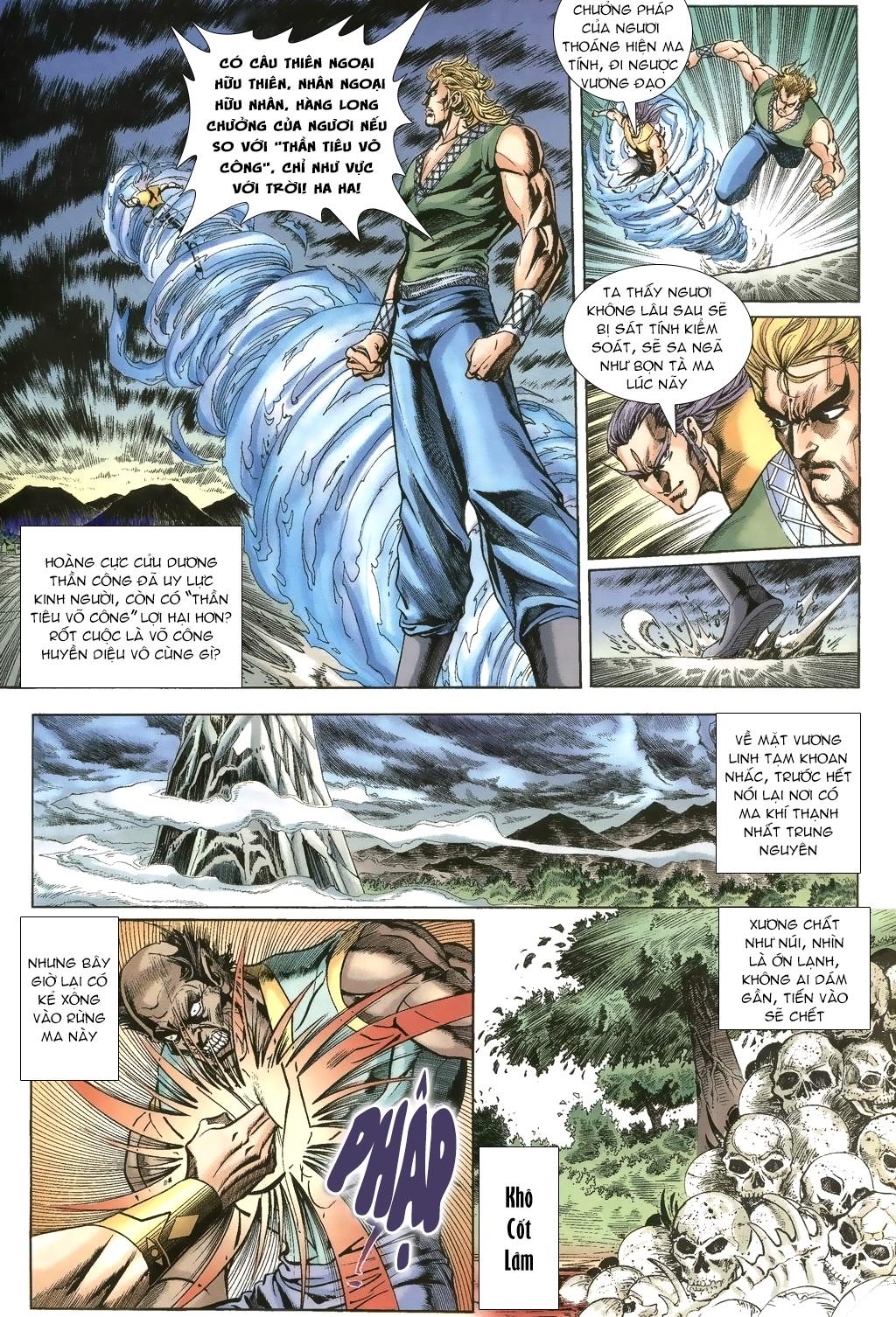 Thiên Hạ Vô Địch Lão Tổ Tông chap 1 - Trang 23