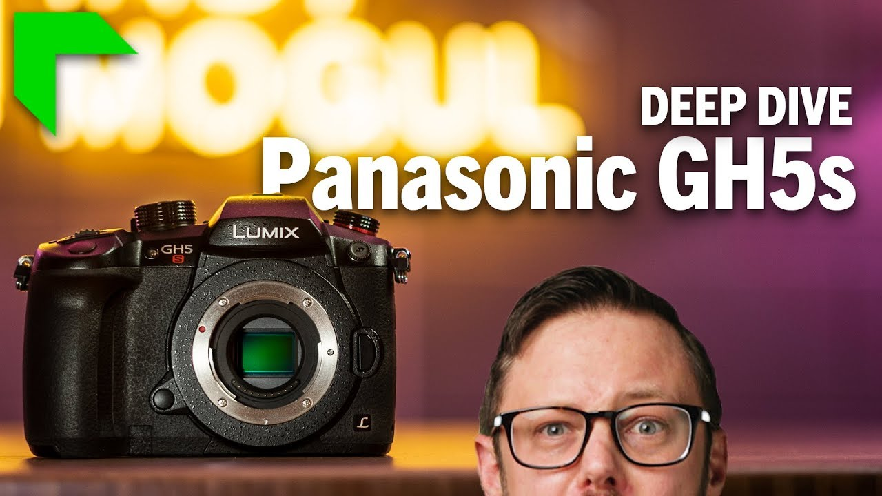 Everything You Didn't Know about Panasonic GH5s