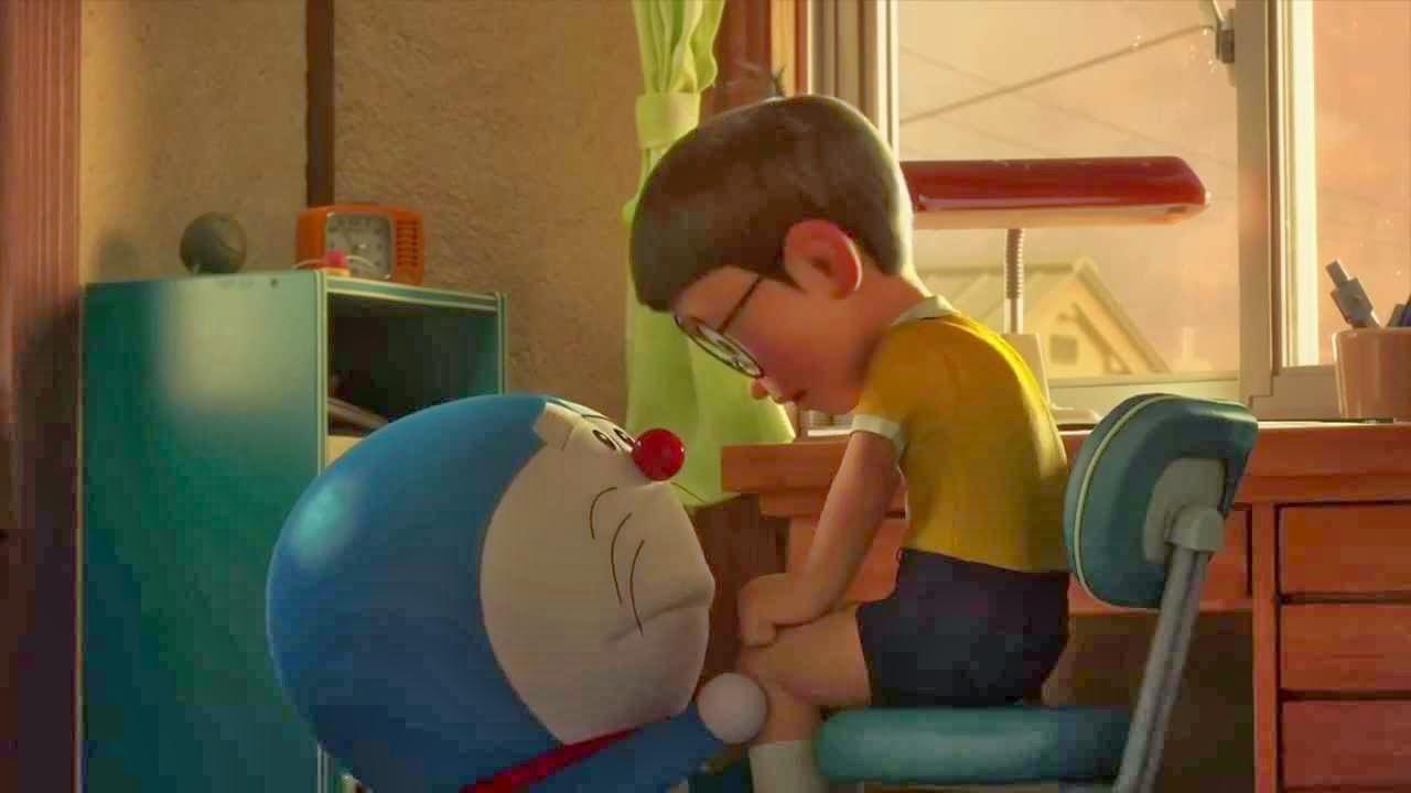 Movie 3D Stand By Me Doraemon Saatnya Pamitan Dengan Nobita Dan