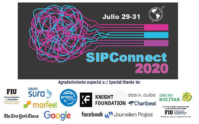EVENTO VIRTUAL: Inteligencia Artificial y Mobile First serán temas centrales en SIPConnect Online.