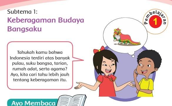 Tematik kelas 4 tema 1. Kunci Jawaban Tema 1 Kelas 4 Halaman 84 85 Angkoo