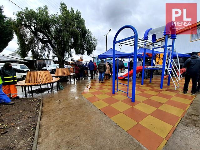 Plaza Nuevo Porvenir