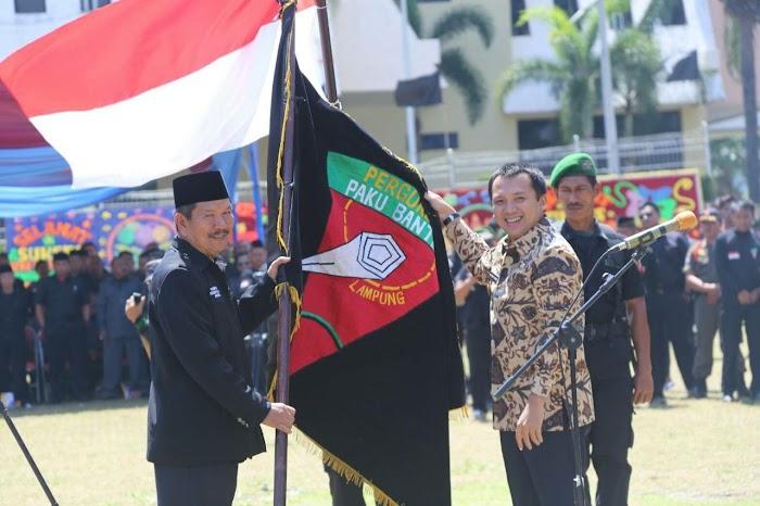Gubernur Lampung Ridho Ficardo Minta Posko Perguruan Paku Banten di Daerah Segera Dibentuk