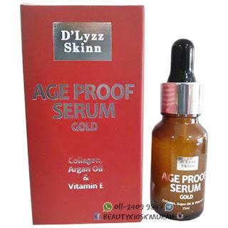 Age Proof Serum Gold D'Lyzz