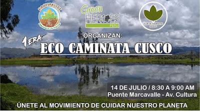 ECOCAMINATA - CLUB DE CAMINANTES CUSCO