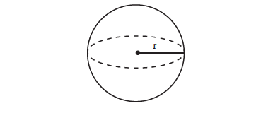 गोला (gola in Maths)  - pics