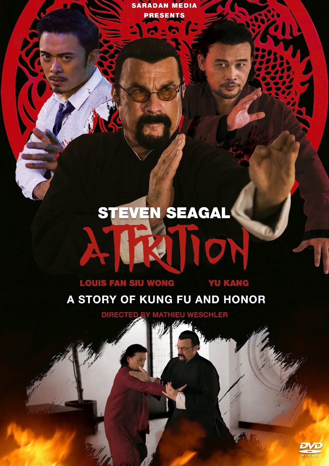 Attrition [2018] [CUSTOM HD] [DVDR] [NTSC] [Latino]