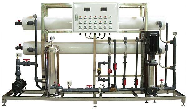 محطة معالجة المياه 2400 RO