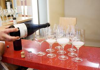 Thanksgiving wine pairings Durello Lessini