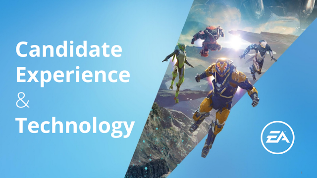 ак новые технологии влияют на процесс найма в Electronic Arts?