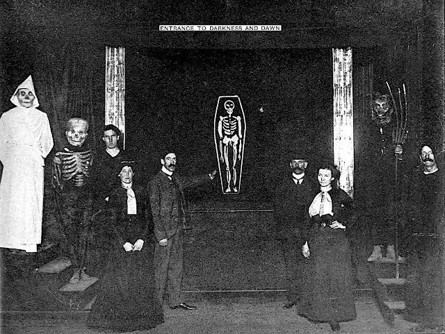 1893 Chicago WF Darkness & Dawn theater