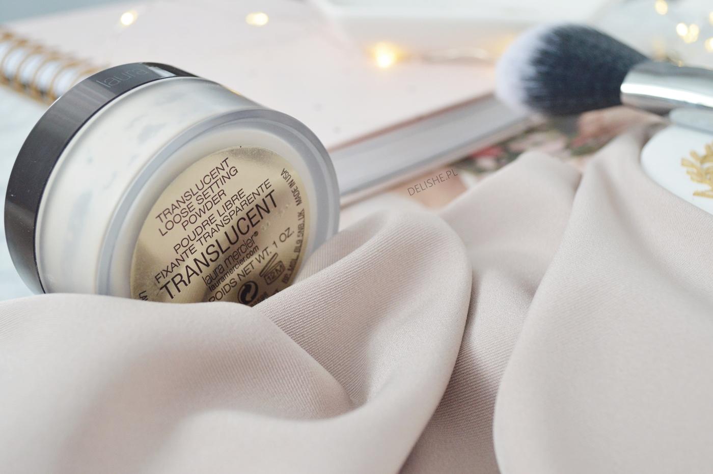 Czy warto kupić puder Laura Mercier Translucent Loose Setting Powder